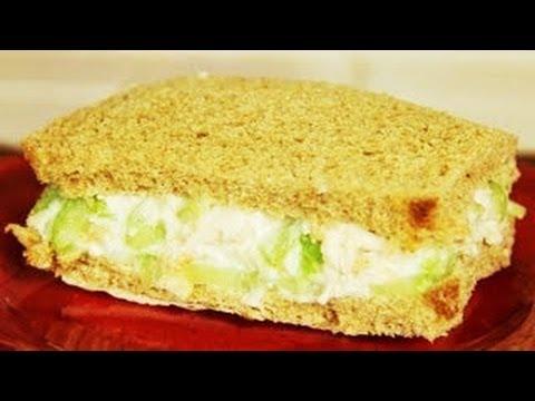 Chicken Salad Sandwich Classic Recipe