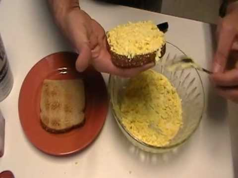 Best Egg Salad Recipe How to Make an  Egg Salad Sandwich easy & simple