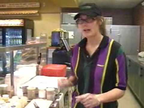 Make a Subway Sandwich