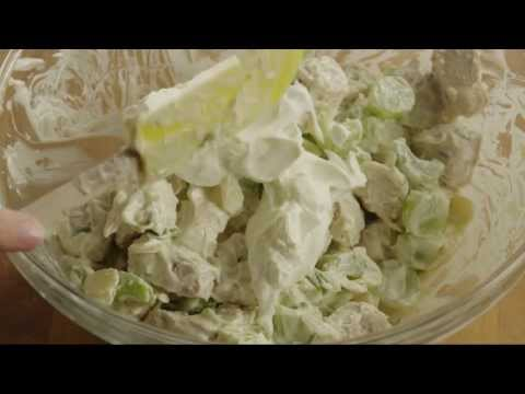 Chicken Recipe – How to Make Creamy Chicken Salad