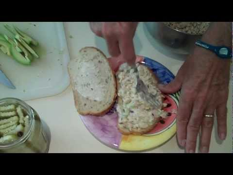 How to Make the Best Tuna Sandwich Ever