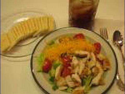 Betty's Parkette-Style Grilled Chicken Salad Recipe