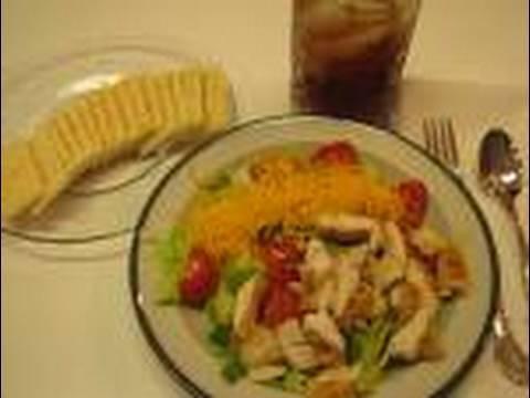 Betty's Parkette-Style Grilled Chicken Salad Recipe