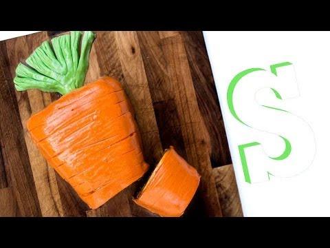 GIANT Carrot Cake!