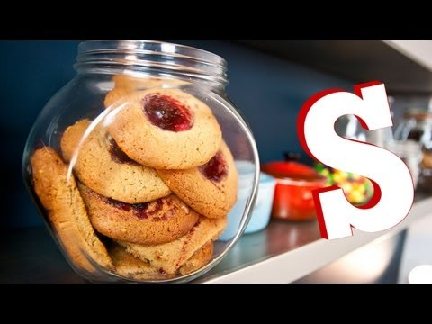PEANUT BUTTER JELLY COOKIES RECIPE – SORTED
