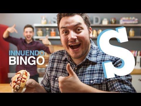 Innuendo Bingo – Making Sausages
