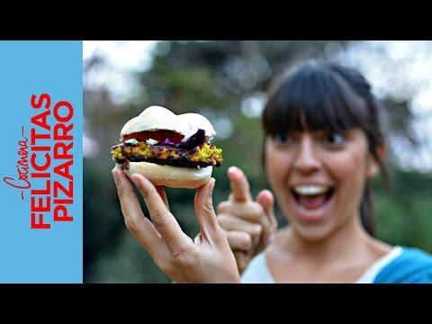 The Ultimate Veggie Burgers – Sorted Food   Felicitas Pizarro