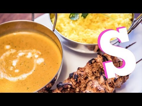 Chicken Tikka Masala – Made Personal by SORTED