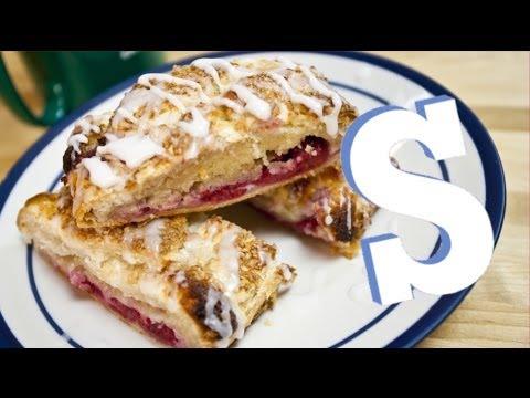 Bakewell Pastry Slice – SORTED