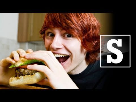 ULTIMATE BURGER RECIPE ft Charlieissocoollike – SORTED