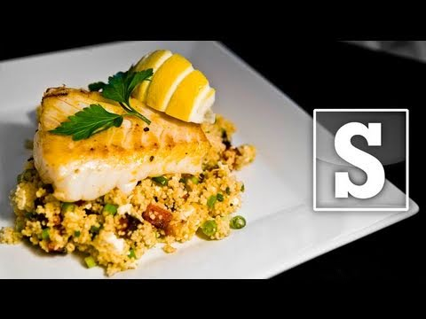 SURF 'N' TURF COUSCOUS RECIPE – SORTED LIVE