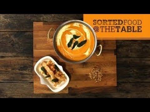 Pumpkin Soup | SortedFood @ The Table