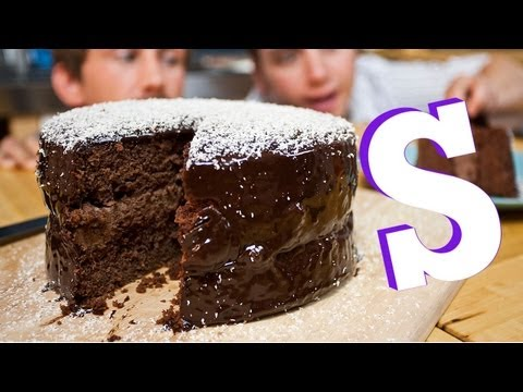 CHOCOLATE CAKE RECIPE – SORTED