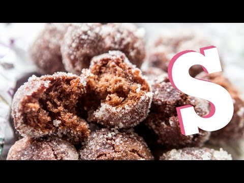 Chocolate Donuts Recipe – SORTED