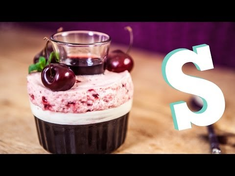 Cherry Soufflé Mousse – Made Personal by SORTED