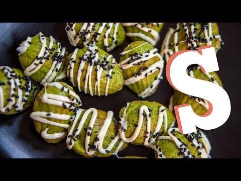 Green Tea Madeleine Cakes Recipe – SORTED