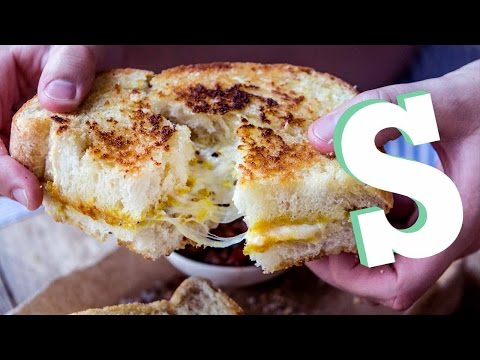 Ultimate Grilled Cheese Sandwich Recipe – SORTED