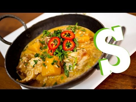 MONKFISH RENDANG CURRY RECIPE – SORTED