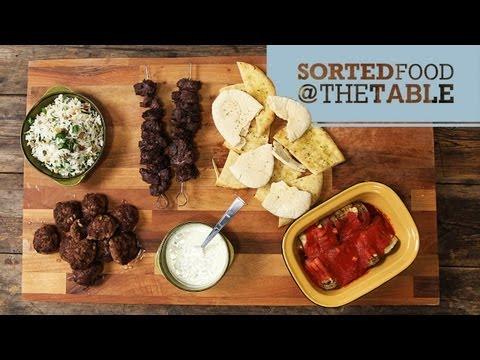 Greek Meze   SortedFood @ The Table