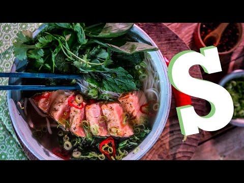 Salmon Pho: #eyeCandySorted