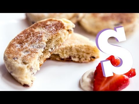 Welsh Cakes Recipe – SORTED Eats Britain