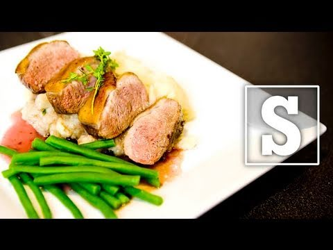 DUCK WITH SMOKED MASH RECIPE – SORTED
