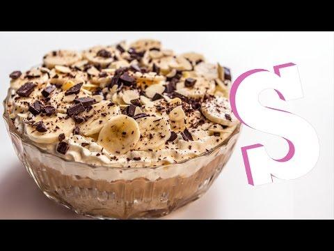 Banoffee Trifle Recipe – SORTED Eats Britain