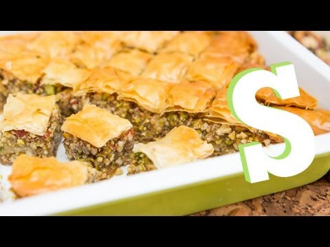 Baklava Recipe – SORTED