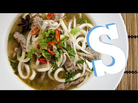 Vietnamese Beef Pho Recipe – SORTED