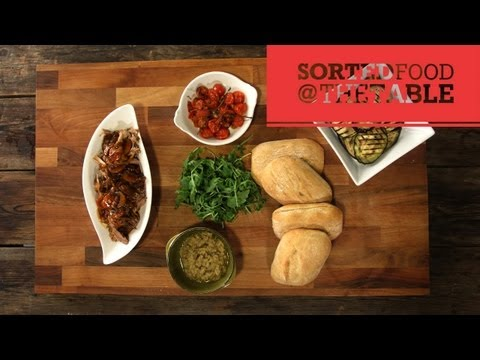 Italian Pulled Pork | SortedFood @ The Table