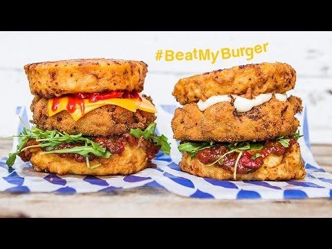 The Mac 'n' Cheese Burger   #BeatMyBurger Ep. 5