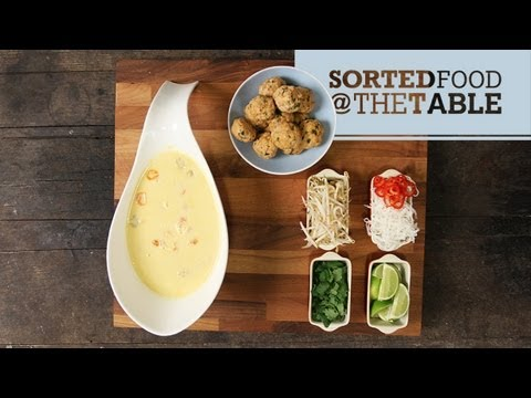 Thai Chicken Broth | SortedFood @ The Table