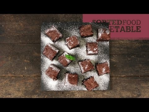 Chocolate Beetroot Brownies | Sorted Food @ The Table