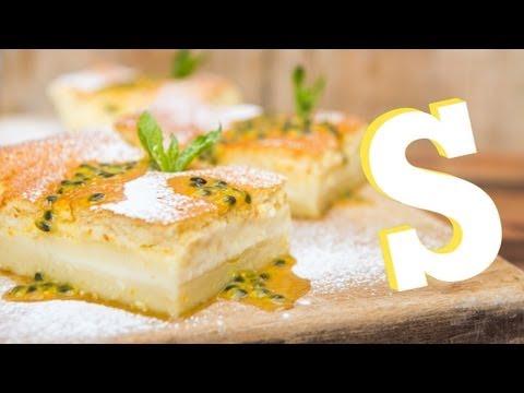 Magic Custard Cake Recipe – SORTED
