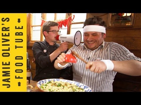 SortedFood – 14.5 Minute Meals from Food Revolution Day