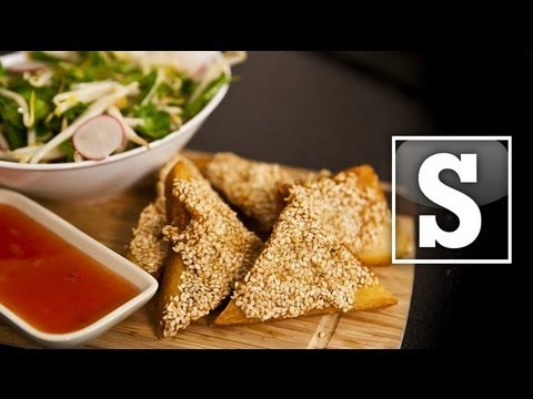 PRAWN TOAST RECIPE ft Levi Roots – SORTED
