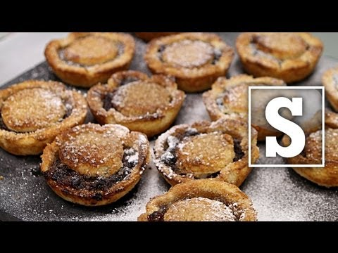 MINCE PIE RECIPE ft. Will Young – SORTED