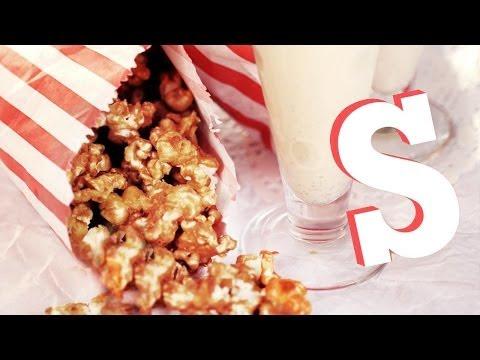 Caramel Popcorn & Shake – #EyeCandySorted