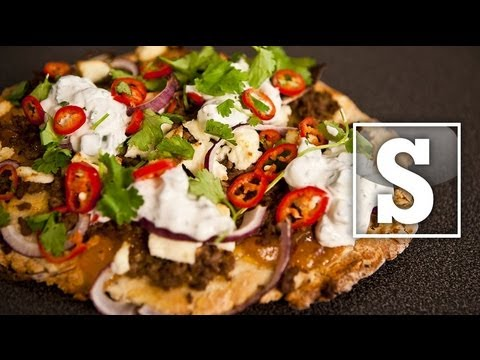 NAAN PIZZA RECIPE ft Chef Buff – SORTED
