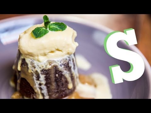 Sticky Toffee Pudding Recipe – Made Personal by SORTED