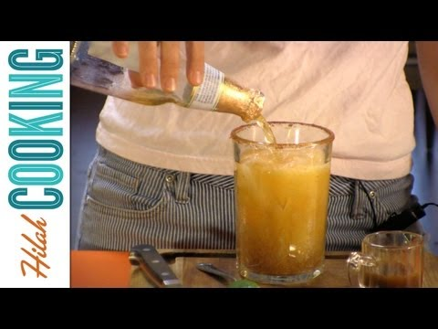 How To Make a Michelada ~ Spicy Beer Cocktail