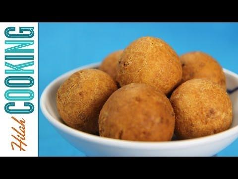 Buñuelos Navideños | Colombian Buñuelos Recipe