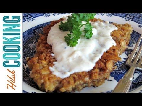 How To Make Chicken Fried Steak – The BEST Chicken Fried Steak Recipe
