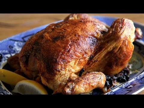 How To Roast a Chicken – Perfect Roasted Chicken