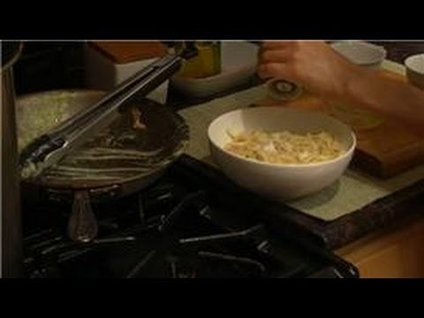 Italian Cooking : How to Cook a Carbonara Pasta