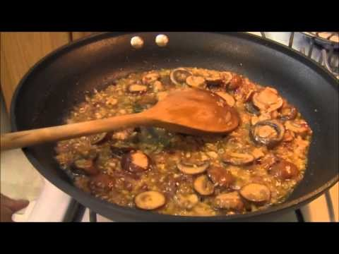 Pasta Recipes: French Cooking? Italian Cooking? Pasta Con Le Escargot!