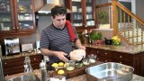 Making Authentic Italian Roasted Chicken with Rosemary Cooking Italian with Joe