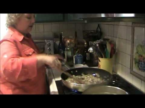 Patti's Cucina Pasta and Peas Recipe- Italian Cooking