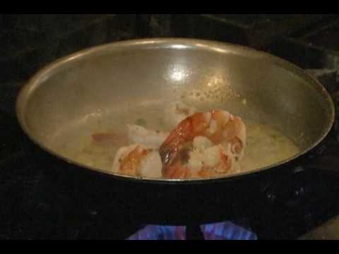 Cooking-How To Make Shrimp Scampi At This Las Vegas Italian Restaurant