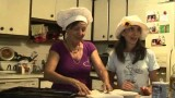 Mama Maria Makes Homemade Pizza Italian Cooking Episode #5